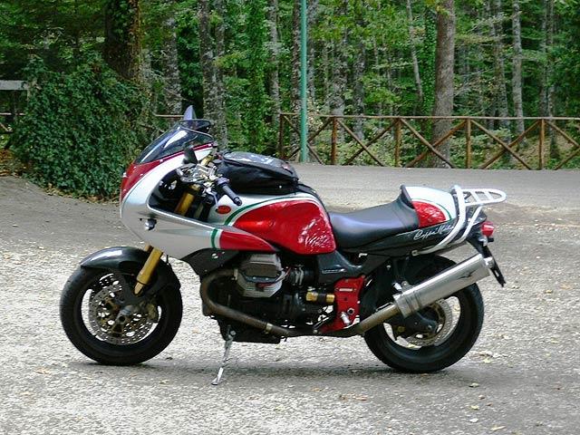 Moto Guzzi V11 Sport Naked 2005: Roberto Rubiliani
