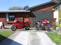 My current Motobikes