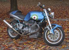 moto guzzi v11 sport retro italia