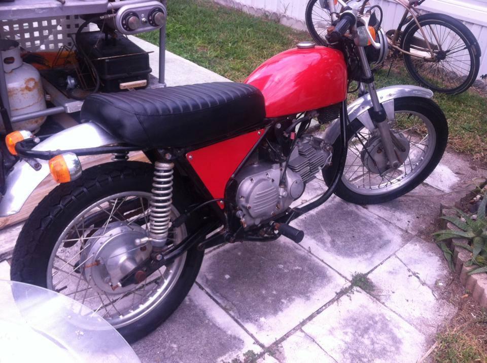 '74 Aermacchi