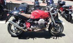 2001 shorty red frame standard, for sale in NZ