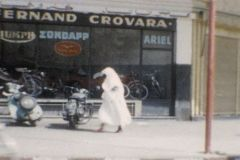 Chief Petty Officer Clarence William Culwell At Sea Casablanca Moto Shop