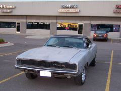 Charger front