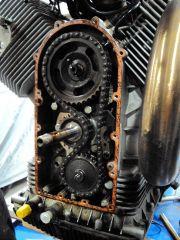 Joe Caruso Gear install