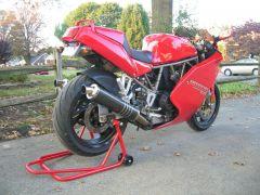 My 1993 Ducati 900SS