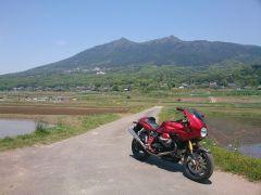 Foot of Mt. Tsukuba