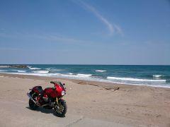 Seaside(Pacific Ocian)